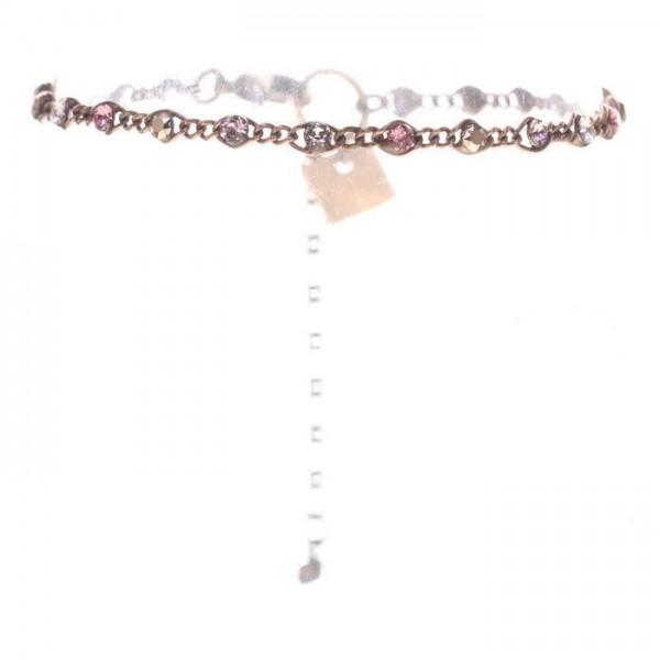 Konplott Magic Fireball mini Armband in rose