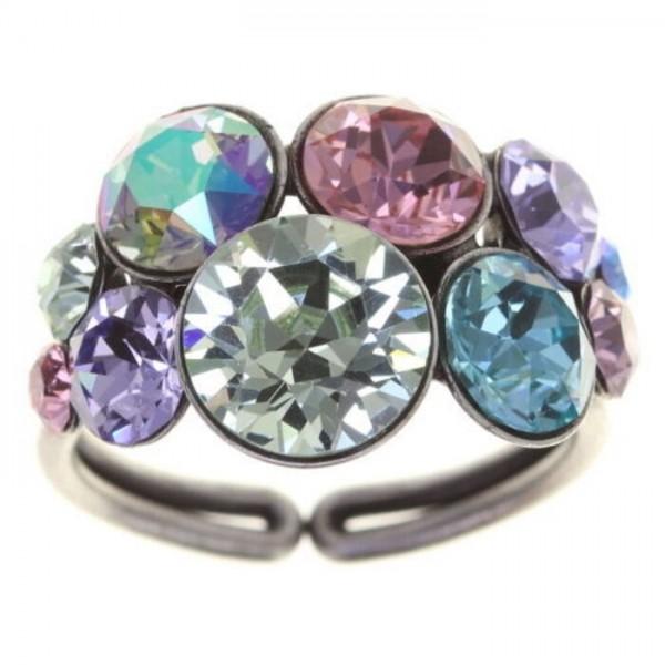 Konplott Petit Glamour Ring multi komplette Ansicht