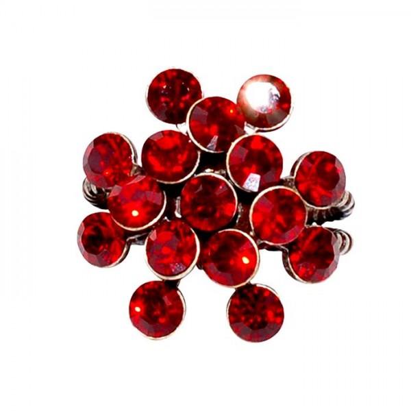 Konplott Magic Fireball Ring in rot