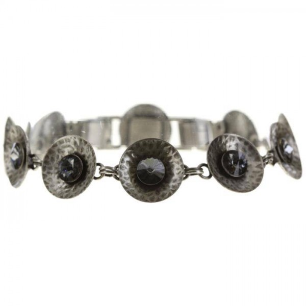 Konplott Rivoli Concave Armband schwarz