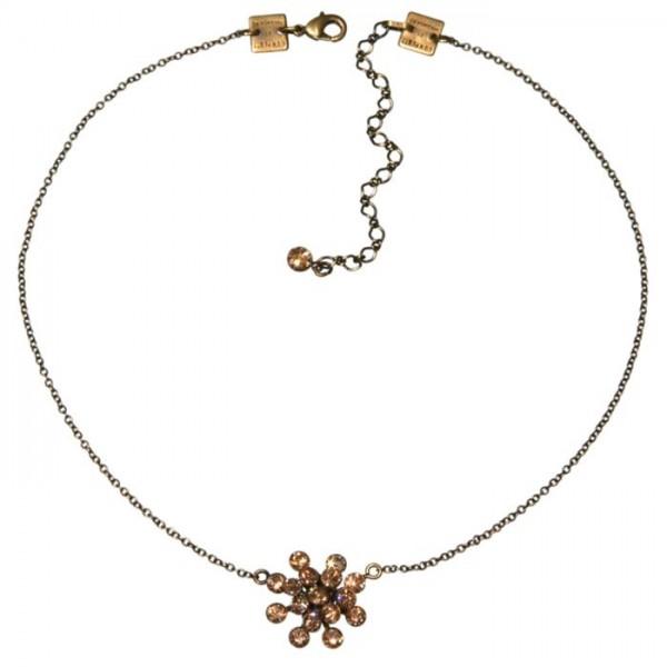 Konplott Magic Fireball Halskette in beige