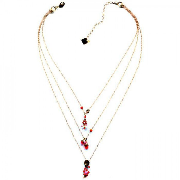 Konplott Mandala Halskette in multi