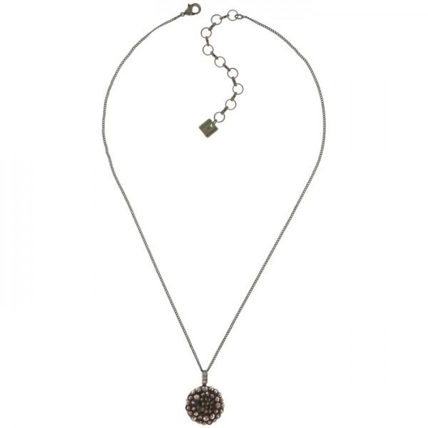 Konplott Inside Out Halskette beige Vollansicht