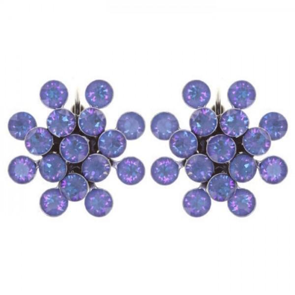 Konplott Magic Fireball Ohrringe blau pastel