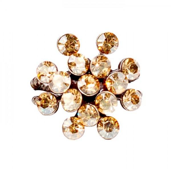 Konplott Magic Fireball Ring in beige