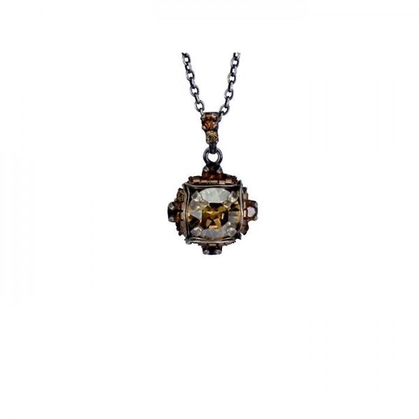 Konplott Byzantine Halskette in beige