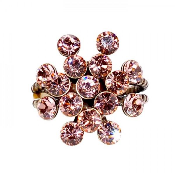 Konplott Magic Fireball Ring in rosé