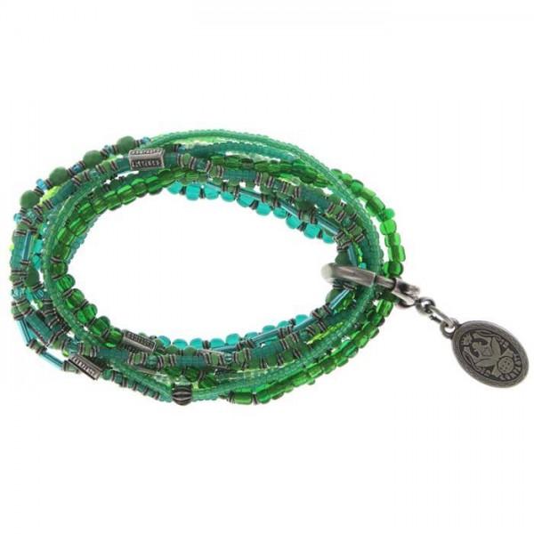 Konplott Petit Glamour d`Afrique gruenes Armband