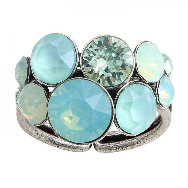 Konplott Petit Glamour Ring grün