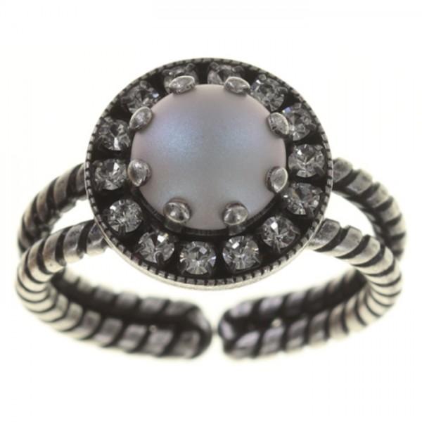Konplott Simply Beautiful Ring weiß