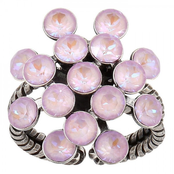 Konplott Magic Fireball Ring lila pastel